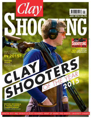 Clay Shooting Jan
