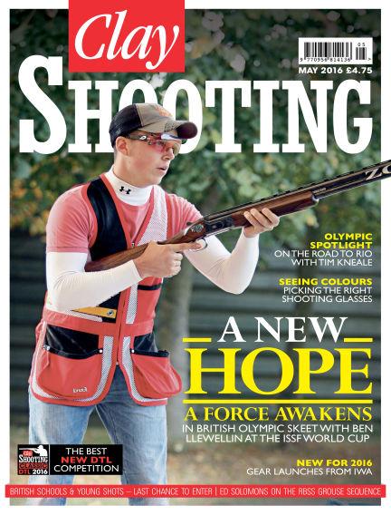 Clay Shooting April 07, 2016 00:00