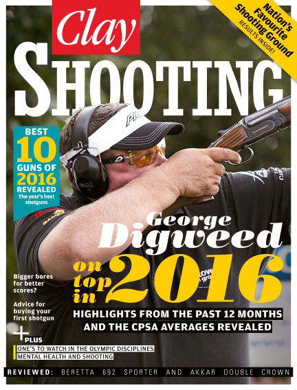 Clay Shooting December 22, 2016 00:00