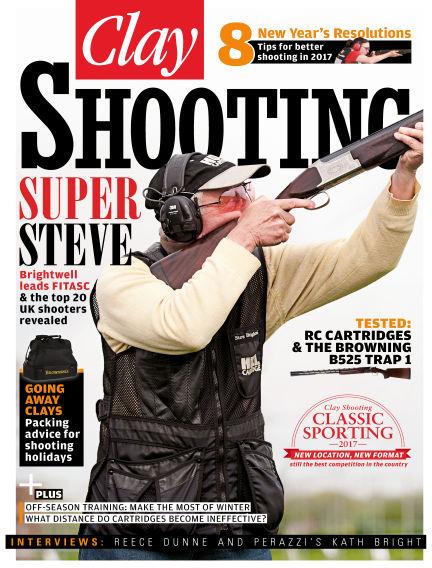 Clay Shooting January 19, 2017 00:00