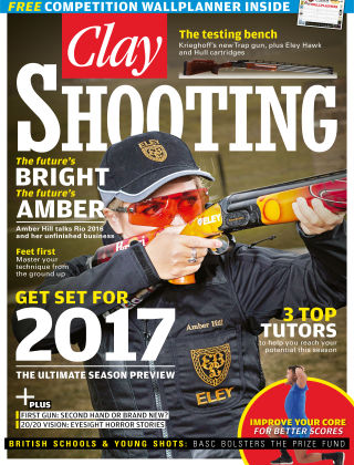 Clay Shooting March 2017