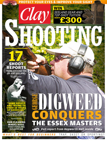 Clay Shooting May 11, 2017 00:00