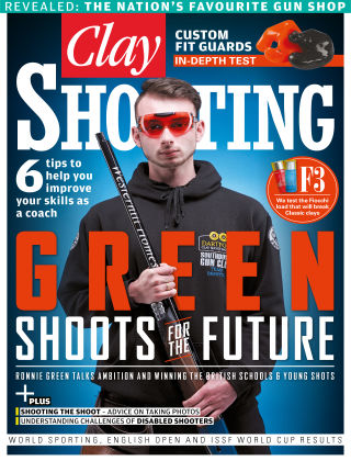 Clay Shooting July 2017