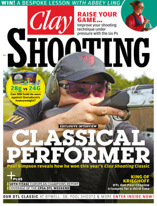 Clay Shooting Summer 2017