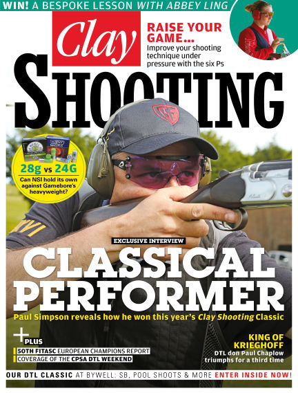 Clay Shooting July 06, 2017 00:00