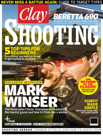 Clay Shooting January 18, 2018 00:00