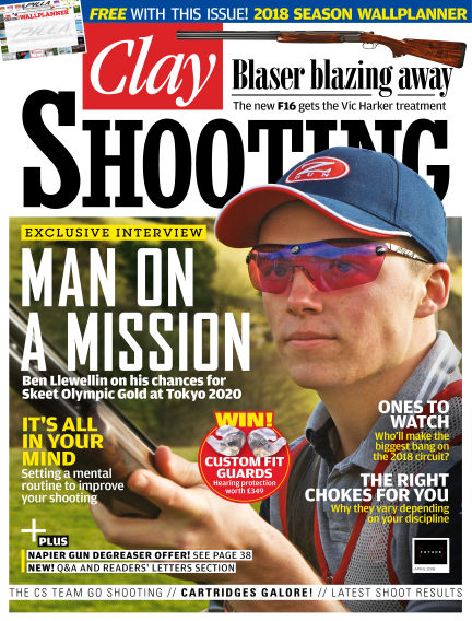 Clay Shooting March 15, 2018 00:00