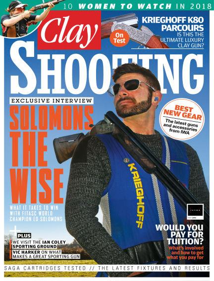 Clay Shooting April 11, 2018 00:00