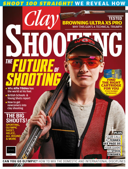 Clay Shooting June 01, 2018 00:00