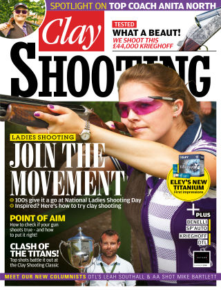 Clay Shooting Summer 2018