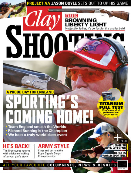 Clay Shooting July 31, 2018 00:00