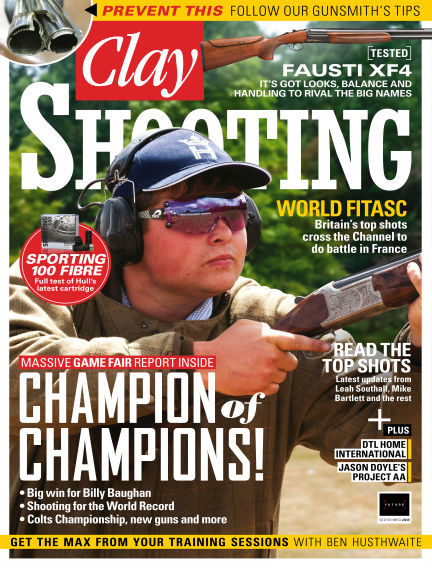 Clay Shooting August 28, 2018 00:00