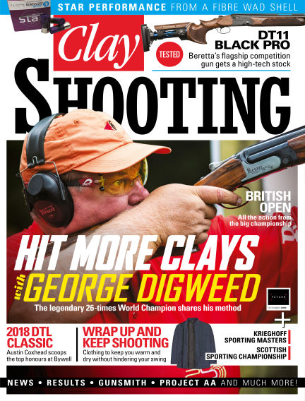 Clay Shooting September 25, 2018 00:00