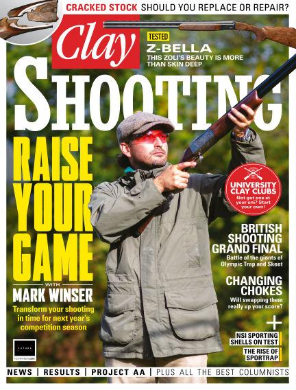 Clay Shooting October 17, 2018 00:00