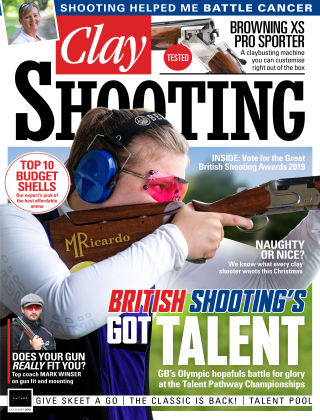 Clay Shooting December 2018