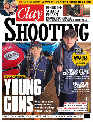 Clay Shooting February 2019