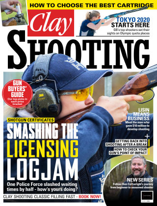 Clay Shooting March 2019