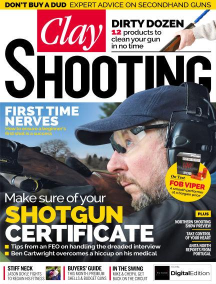 Clay Shooting April 03, 2019 00:00