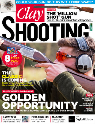 Clay Shooting June 2019