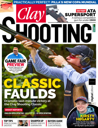 Clay Shooting August 2019