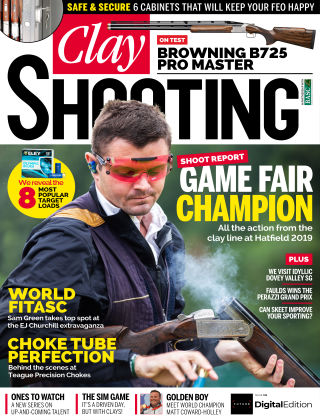 Clay Shooting September 2019