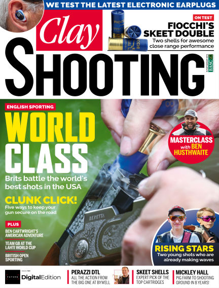 Clay Shooting September 18, 2019 00:00