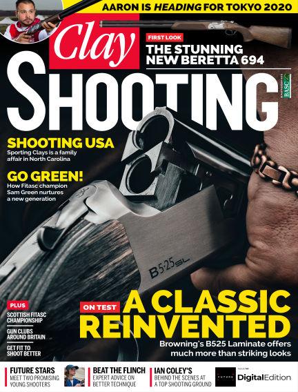 Clay Shooting October 16, 2019 00:00