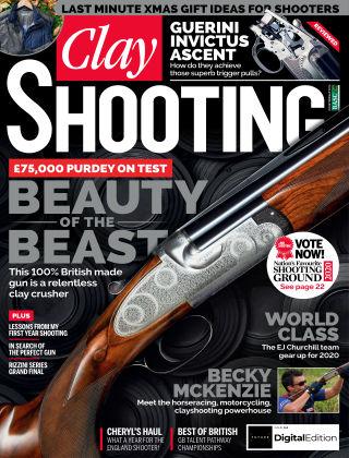 Clay Shooting January 2019