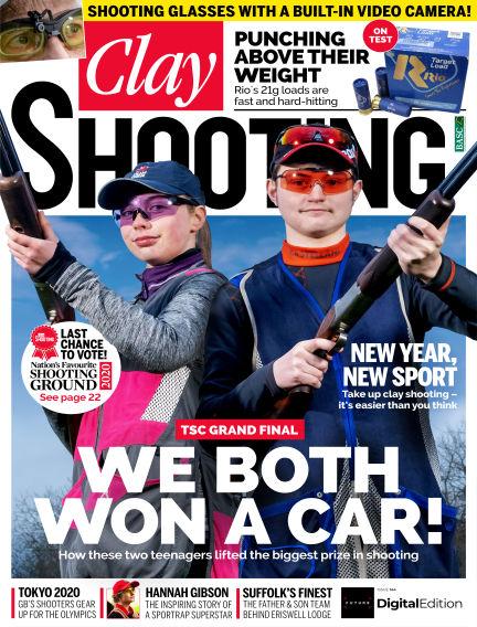 Clay Shooting January 08, 2020 00:00
