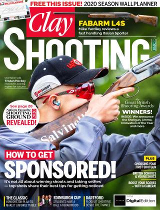 Clay Shooting April 2020