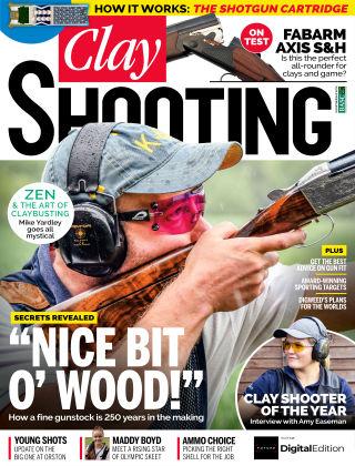 Clay Shooting May 2020