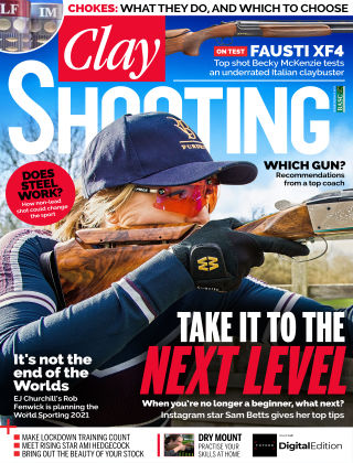 Clay Shooting July 2020