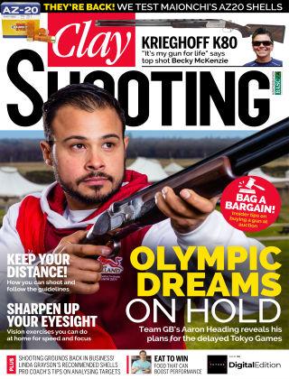 Clay Shooting Summer 2020