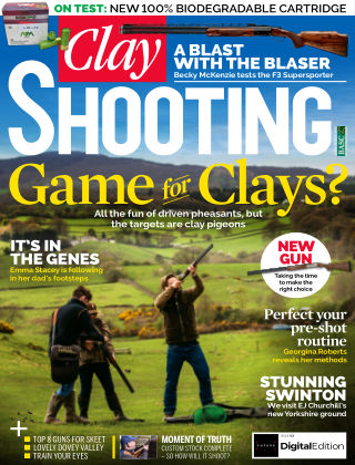 Clay Shooting October 2020