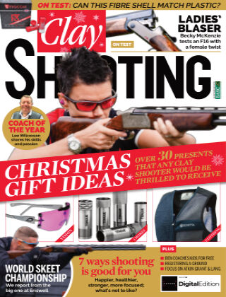 Clay Shooting December 2020