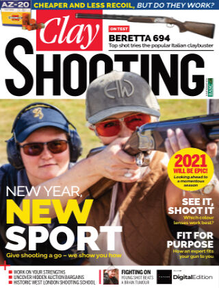 Clay Shooting February 2021