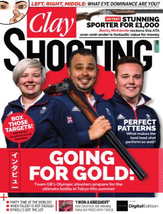 Clay Shooting May 2021