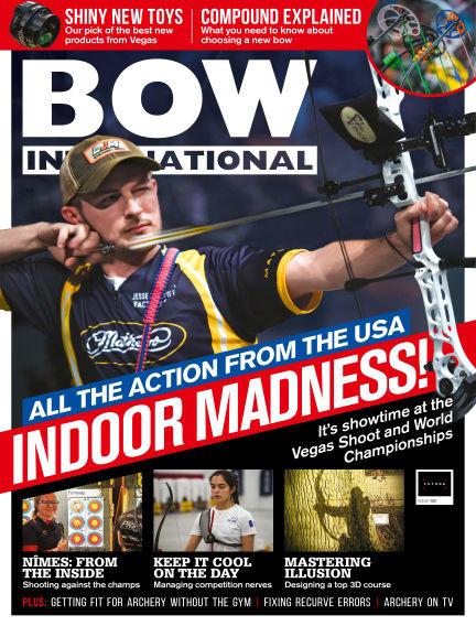 Bow International March 22, 2018 00:00