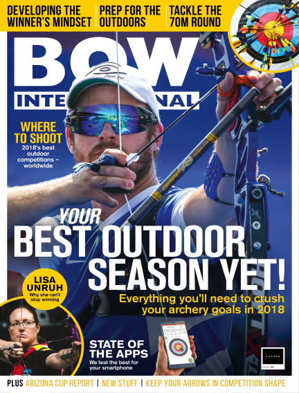 Bow International May 03, 2018 00:00