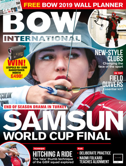 Bow International November 29, 2018 00:00