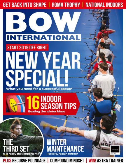 Bow International January 17, 2018 00:00