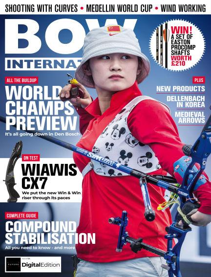 Bow International May 23, 2019 00:00