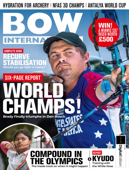 Bow International July 04, 2019 00:00