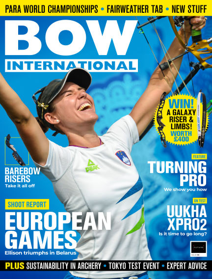 Bow International August 15, 2019 00:00