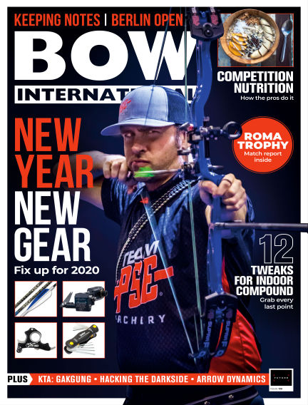 Bow International January 23, 2020 00:00