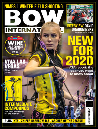 Bow International Issue 140