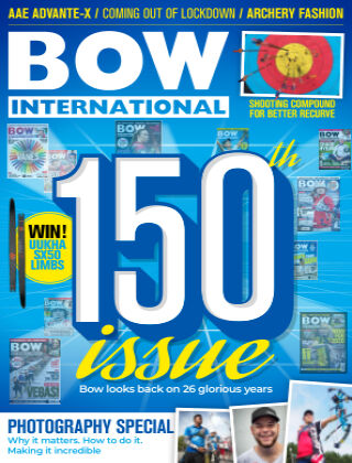 Bow International Issue 150