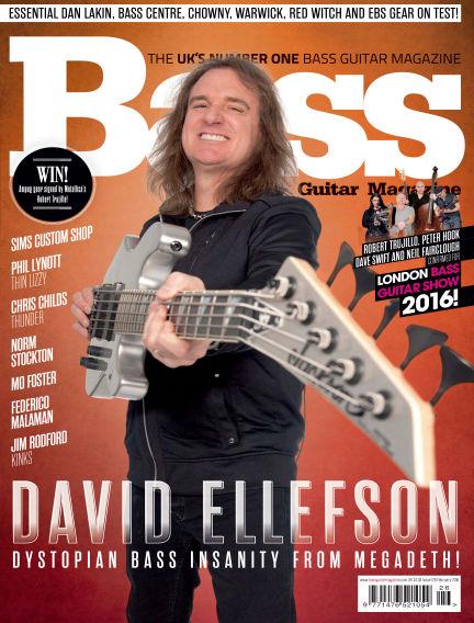 Bass Guitar January 05, 2016 00:00