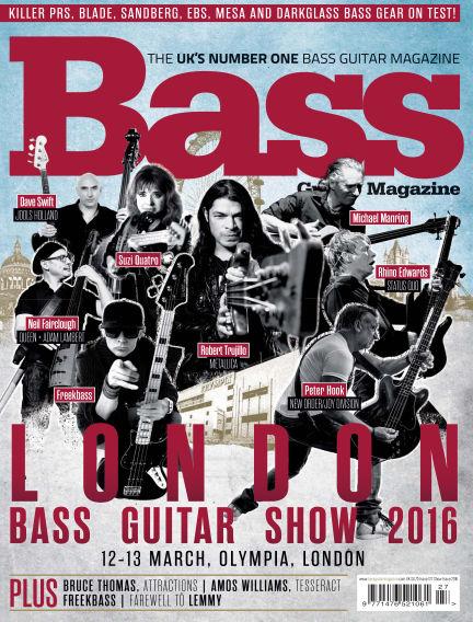 Bass Guitar February 09, 2016 00:00