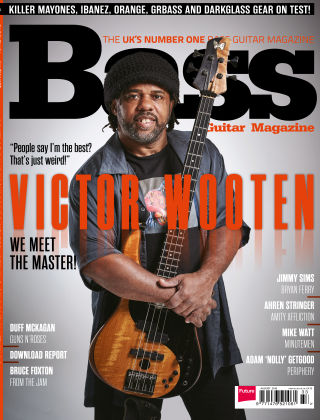 Bass Guitar 133